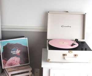 halsey, music, and pink image