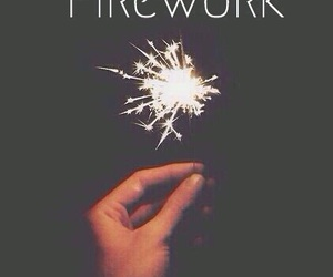 background, firework, and katy perry image