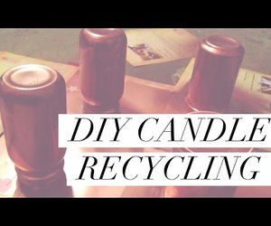 candle, diy, and video image