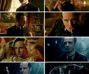 Collage, moriarty, and james moriarty image