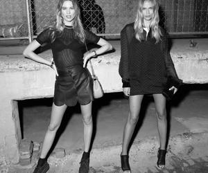 fashion, Behati Prinsloo, and model image