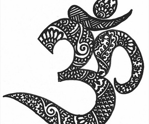 om and Mantra image