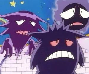 pokemon, gengar, and ghost image