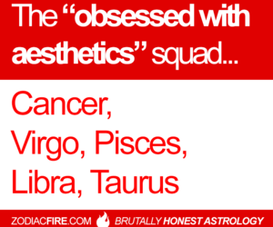 aesthetic, astrology, and cancer image