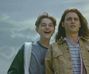 johnny depp and leonardo dicaprio image