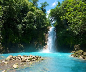 costa rica, summer, and travel image