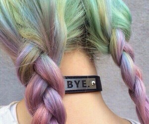 color, girly, and look image