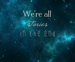story, quotes, and wallpaper image