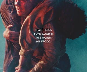 LOTR, frodo, and hobbit image