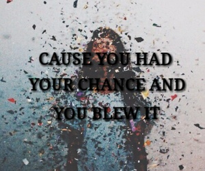 chance, quotes, and toughts image