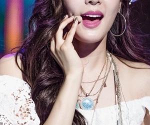 snsd, girl's generation, and hwang miyoung image