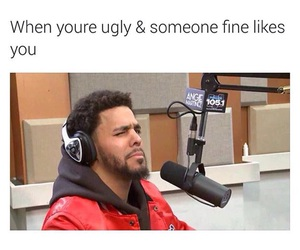 funny, ugly, and me image