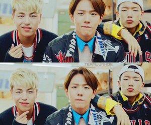 bobby, Ikon, and kim jiwon image