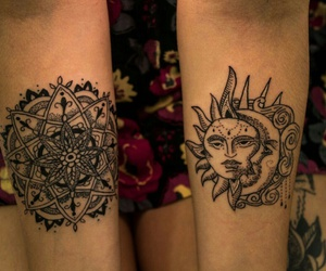 ink, lua, and tattoo image