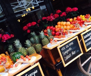 bright, food, and fruit image