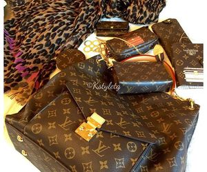 bag, collection, and leopard image