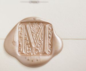 wax seal and french influence image