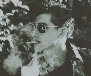 alex turner, arctic monkeys, and smoke image
