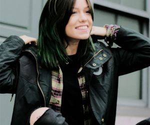 beauty, green hair, and tonight alive image