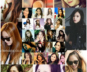 gg, hair, and snsd image