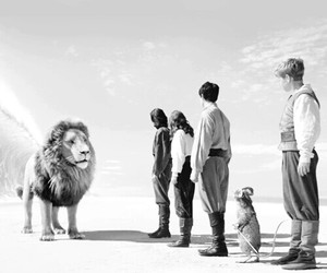 Lucy, narnia, and prince caspian image