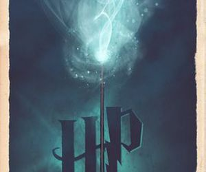 harry potter, hp, and magic image