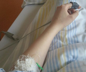 aesthetic, hospital, and hospital bed image