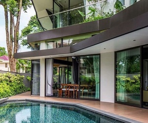 luxury, goals, and house image