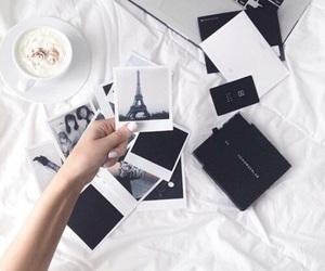 paris, white, and photo image