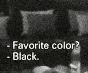 black, color, and grunge image