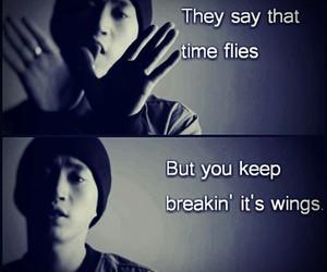 kpop, song, and Lyrics image