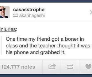 funny, tumblr, and teacher image