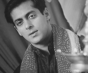 actor, bollywood, and salman khan image