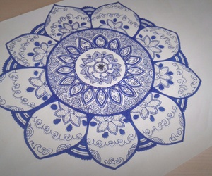 design, doodle, and zentangle image