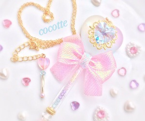 charm, jewel, and wand image