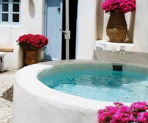 capri, bugambilia, and Greece image