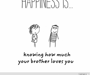 brother, english, and happiness image