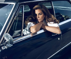 beautiful, beauty, and cindy crawford image
