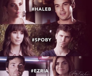pll, haleb, and ezria image