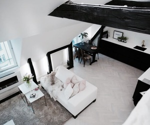 interior, inspo, and white image