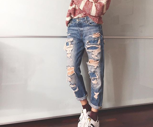 beautiful girl, clothes, and fashion image