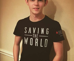 boy, robbie kay, and famous image