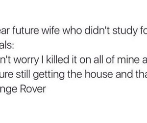 boyfriend, finals, and future image