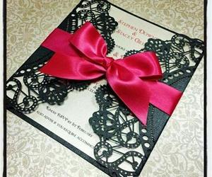 boda, invitation, and wedding image