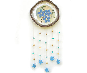 bohemian, childrens room, and dream catcher image