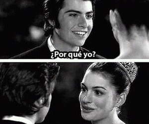 love, princess, and frases image