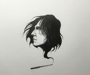 harry potter, always, and alan rickman image