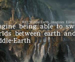 earth, fantasy, and imagine image