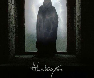 harry potter, always, and severus snape image