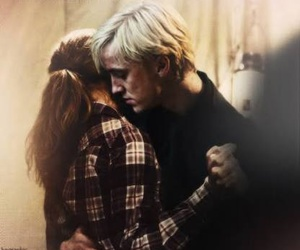 lion, malfoy, and dramione image